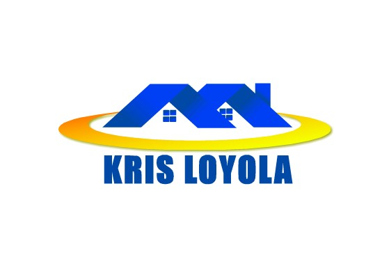 Logo Design by Ismail Adhi Wibowo - Entry No. 60 in the Logo Design Contest Kris Loyola Logo Design.