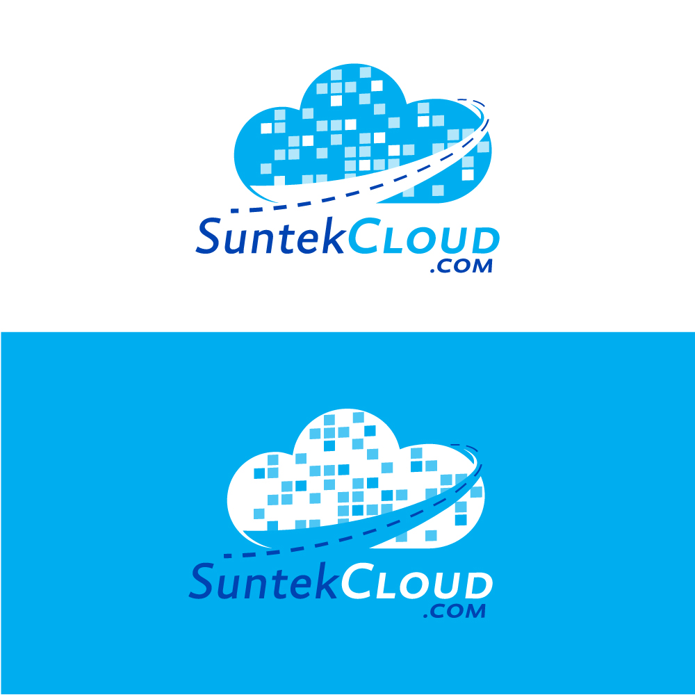 Logo Design by danelav - Entry No. 115 in the Logo Design Contest Imaginative Logo Design for suntekcloud.com.