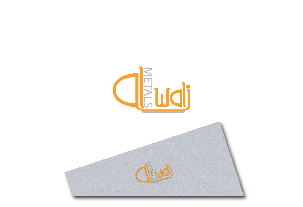 Logo Design by Private User - Entry No. 69 in the Logo Design Contest Inspiring Logo Design for Al Wali Metals.