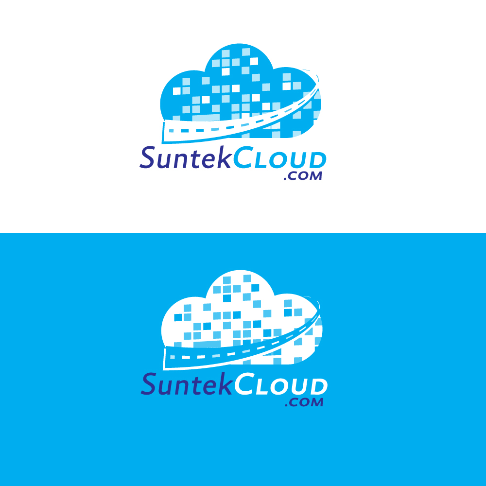 Logo Design by danelav - Entry No. 116 in the Logo Design Contest Imaginative Logo Design for suntekcloud.com.