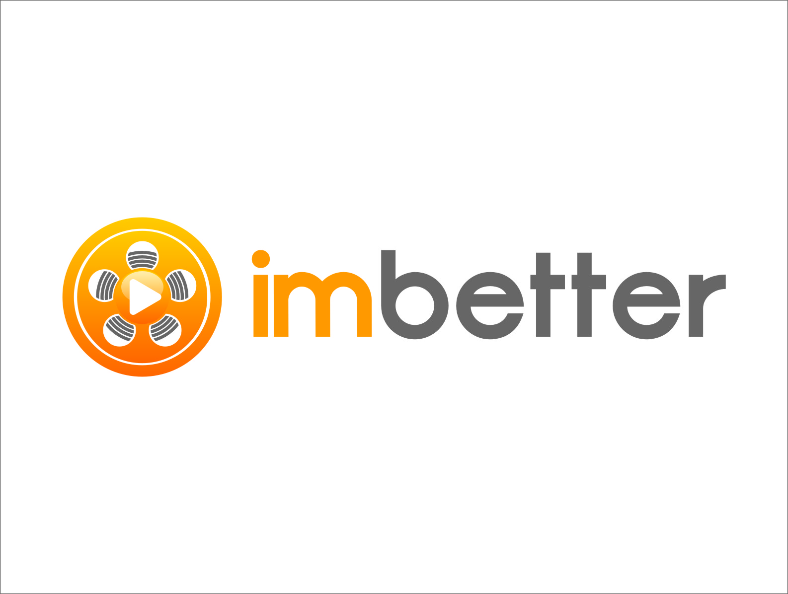 Logo Design by RasYa Muhammad Athaya - Entry No. 150 in the Logo Design Contest Imaginative Logo Design for imbetter.
