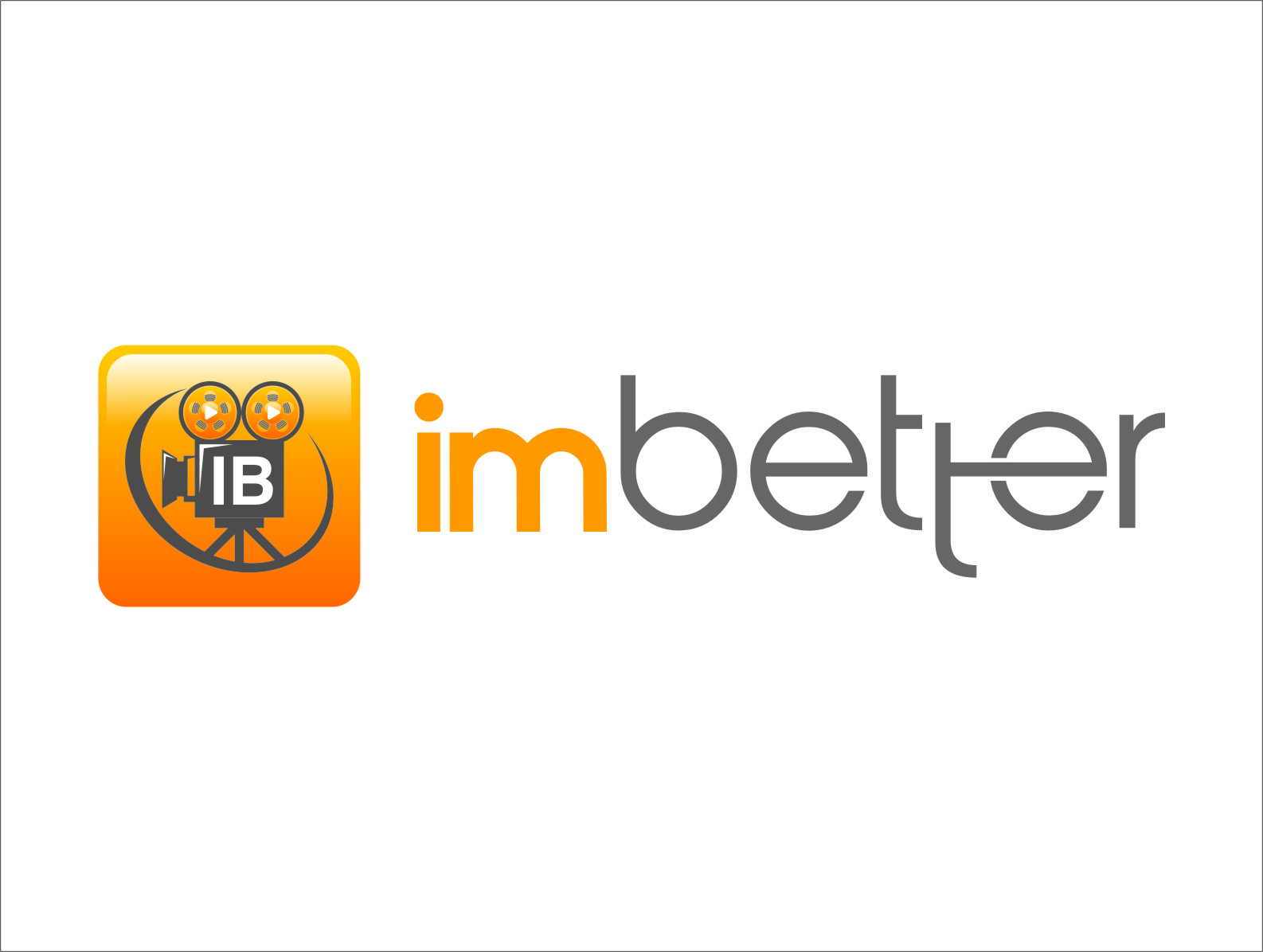 Logo Design by RasYa Muhammad Athaya - Entry No. 152 in the Logo Design Contest Imaginative Logo Design for imbetter.