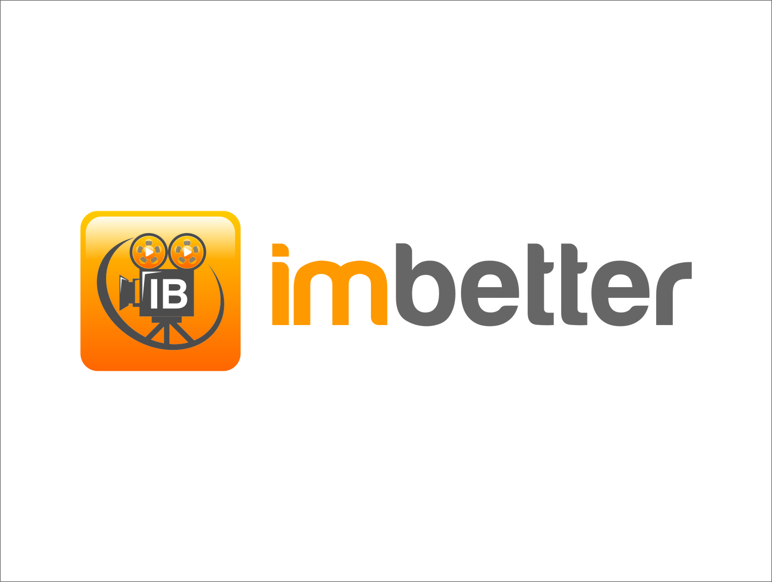 Logo Design by Ngepet_art - Entry No. 154 in the Logo Design Contest Imaginative Logo Design for imbetter.