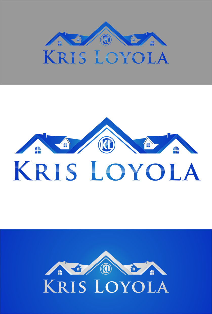 Logo Design by RasYa Muhammad Athaya - Entry No. 68 in the Logo Design Contest Kris Loyola Logo Design.