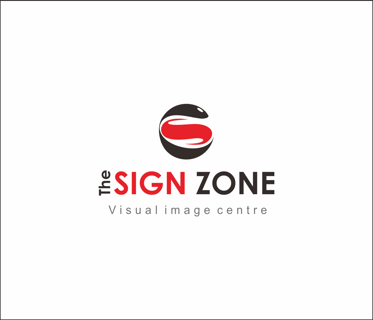 Logo Design by Armada Jamaluddin - Entry No. 111 in the Logo Design Contest Fun Logo Design for The Sign Zone.