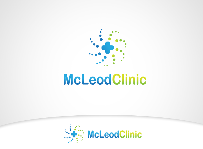 Logo Design by Jan Chua - Entry No. 16 in the Logo Design Contest Creative Logo Design for McLeod Clinic.