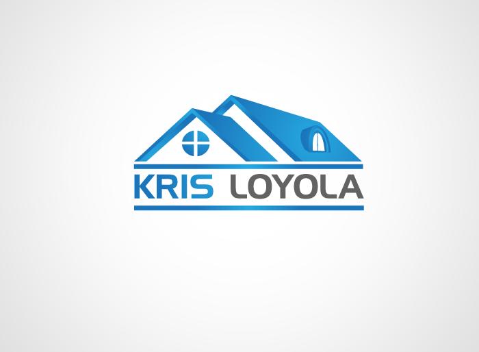 Logo Design by Jan Chua - Entry No. 71 in the Logo Design Contest Kris Loyola Logo Design.