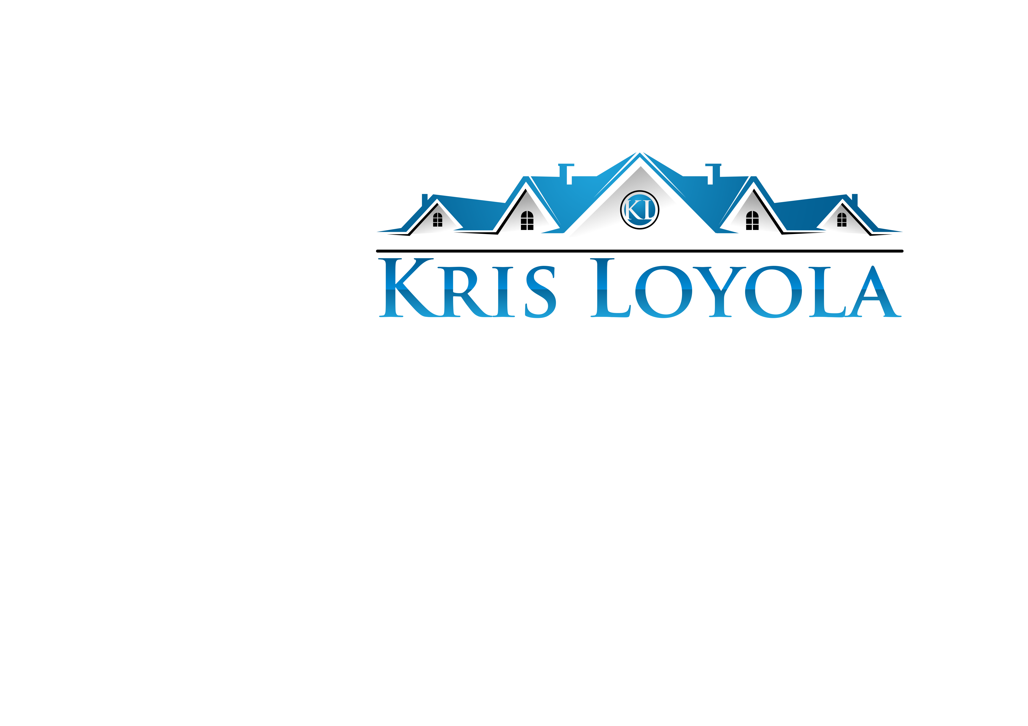 Logo Design by Muhammad Aslam - Entry No. 77 in the Logo Design Contest Kris Loyola Logo Design.