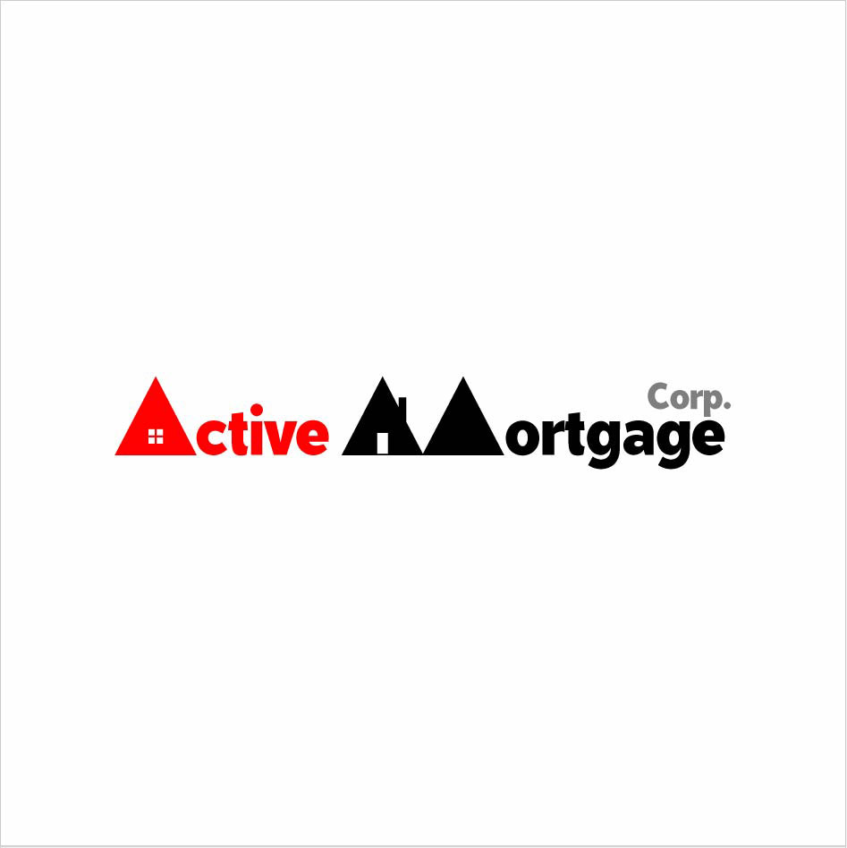 Logo Design by Zisis-Papalexiou - Entry No. 107 in the Logo Design Contest Active Mortgage Corp..