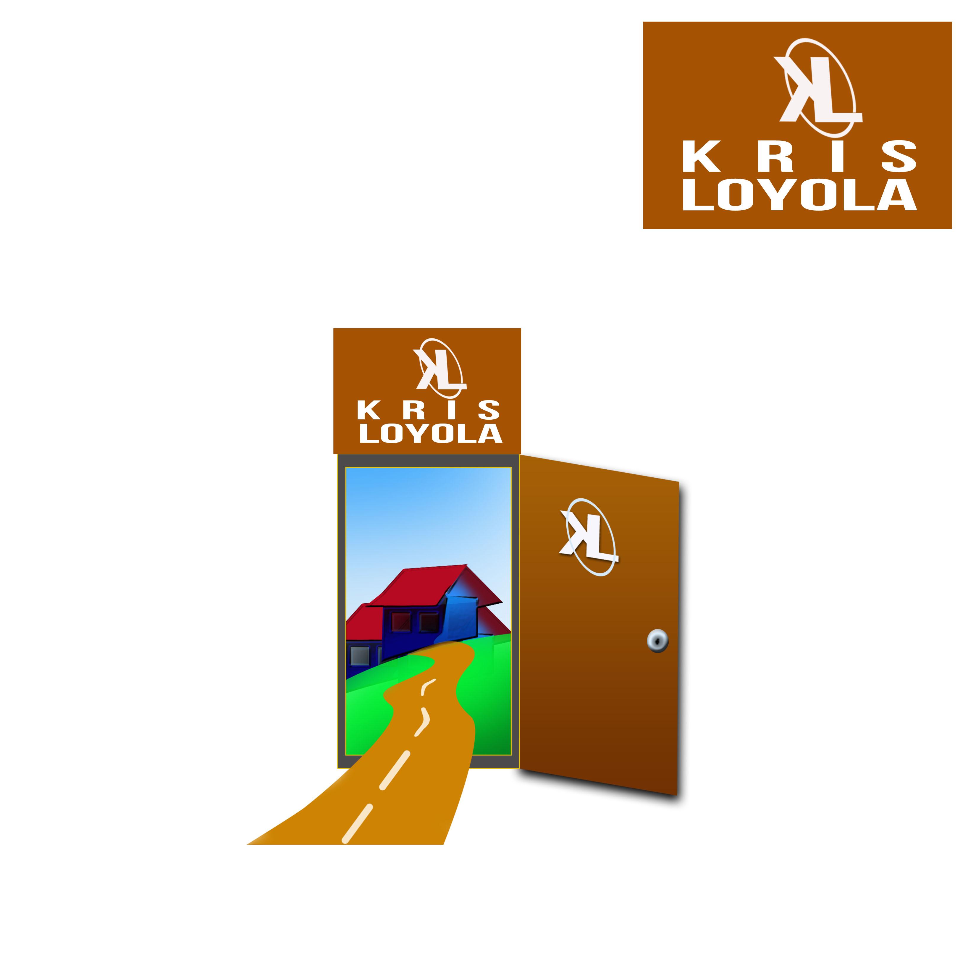 Logo Design by Alan Esclamado - Entry No. 79 in the Logo Design Contest Kris Loyola Logo Design.