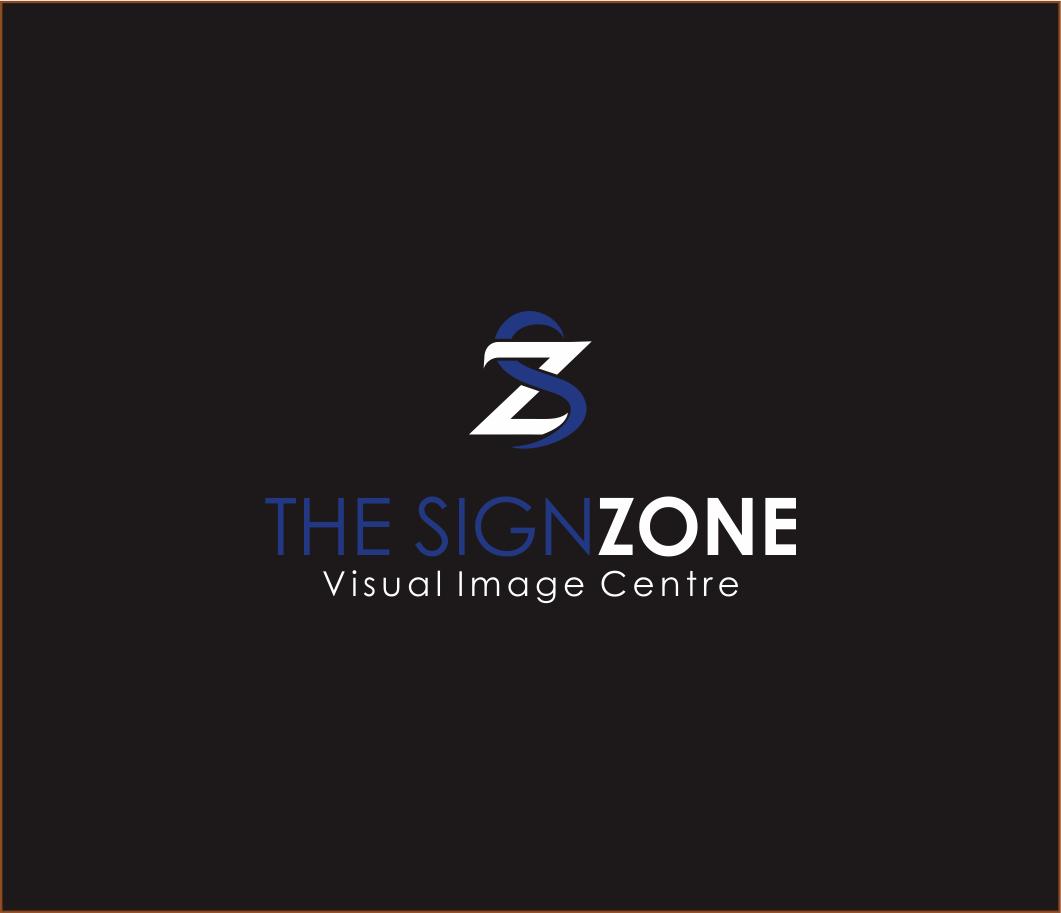 Logo Design by Armada Jamaluddin - Entry No. 136 in the Logo Design Contest Fun Logo Design for The Sign Zone.