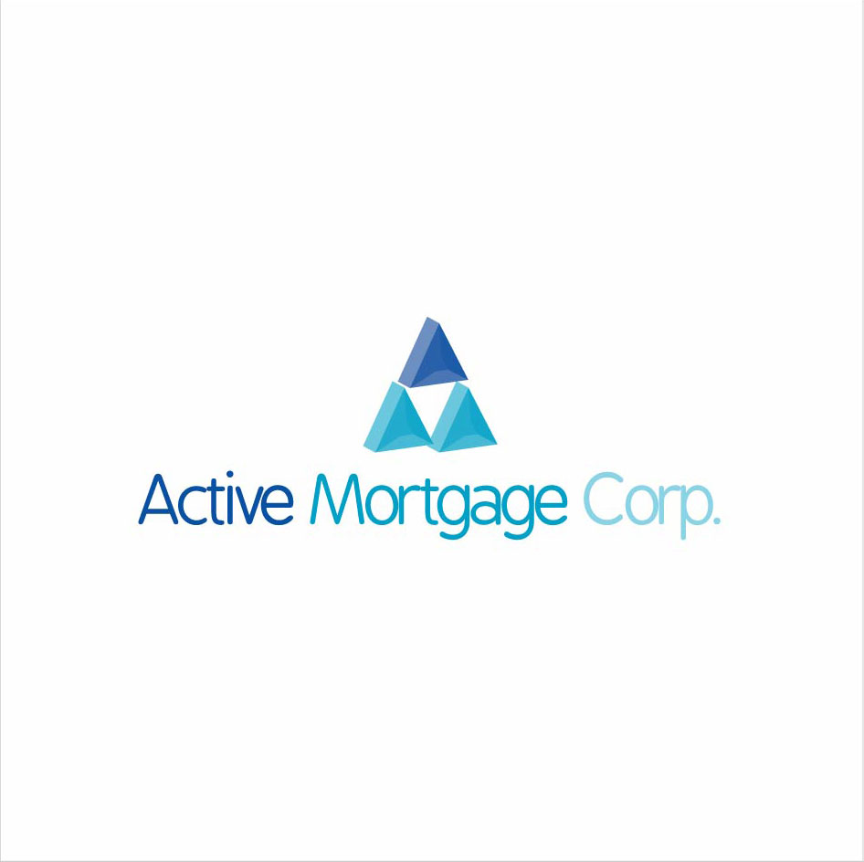 Logo Design by Zisis-Papalexiou - Entry No. 110 in the Logo Design Contest Active Mortgage Corp..