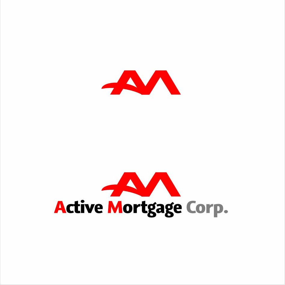 Logo Design by Zisis-Papalexiou - Entry No. 113 in the Logo Design Contest Active Mortgage Corp..
