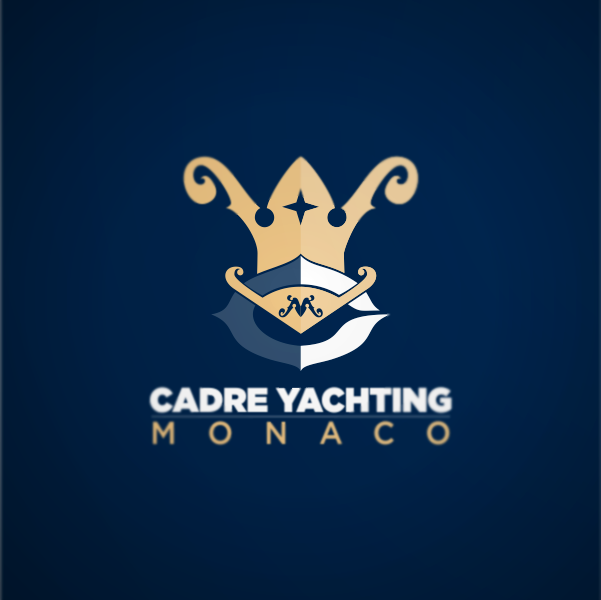 Logo Design by Private User - Entry No. 1 in the Logo Design Contest New Logo Design for Cadre Yachting Monaco.