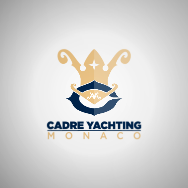 Logo Design by Private User - Entry No. 2 in the Logo Design Contest New Logo Design for Cadre Yachting Monaco.