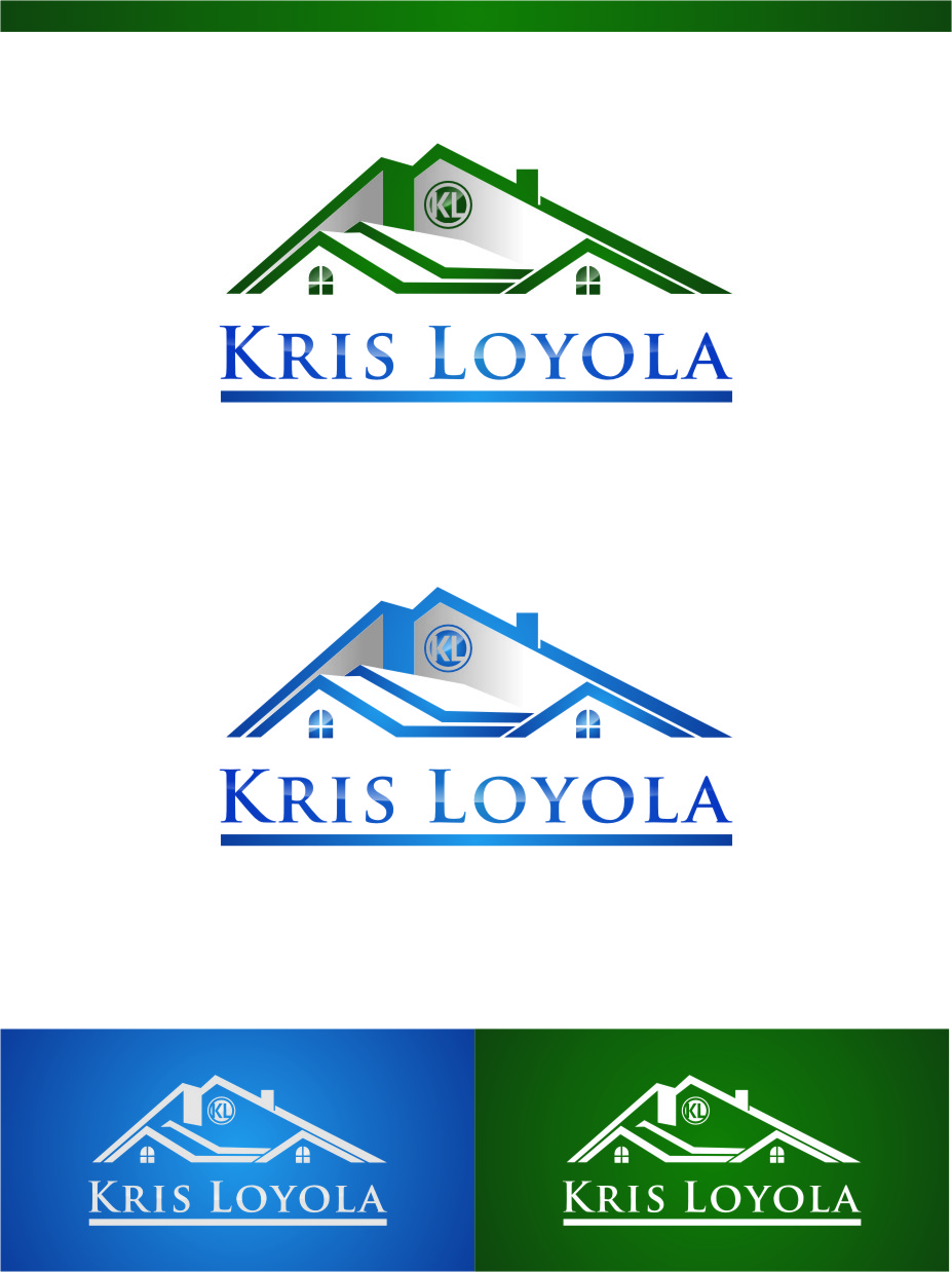 Logo Design by RasYa Muhammad Athaya - Entry No. 85 in the Logo Design Contest Kris Loyola Logo Design.