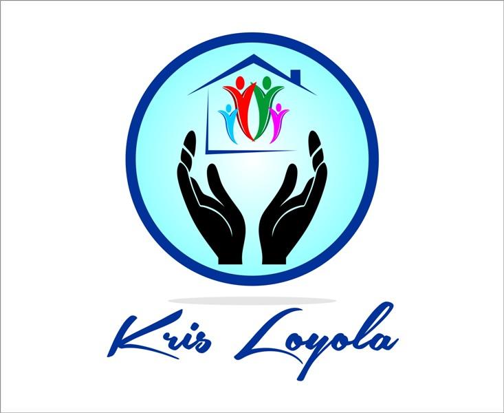 Logo Design by Mhon_Rose - Entry No. 86 in the Logo Design Contest Kris Loyola Logo Design.
