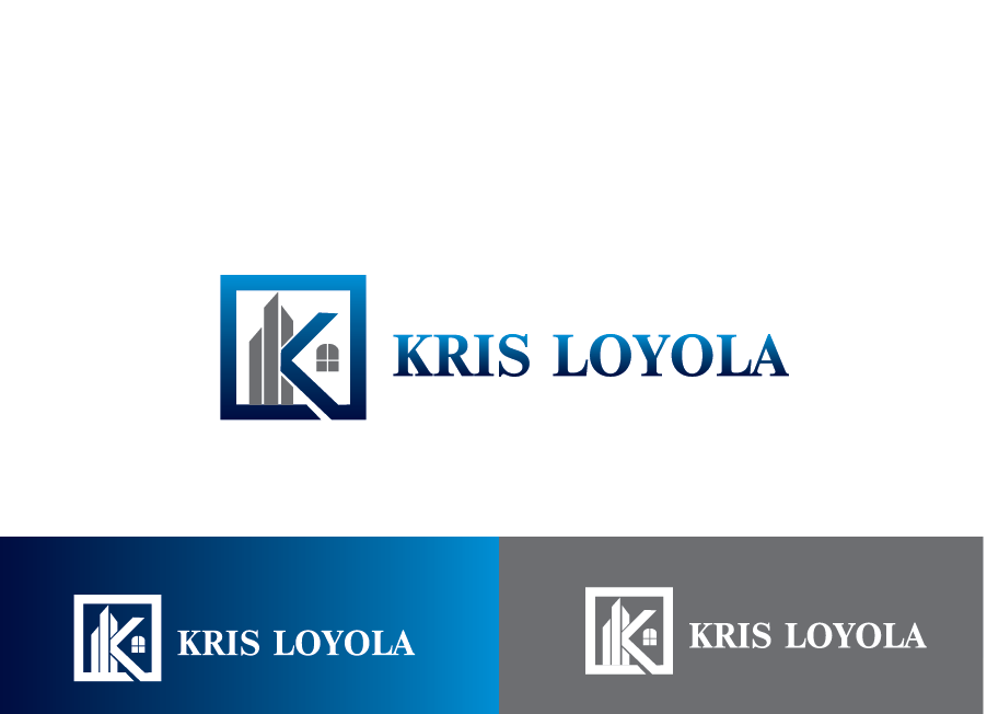 Logo Design by brands_in - Entry No. 88 in the Logo Design Contest Kris Loyola Logo Design.