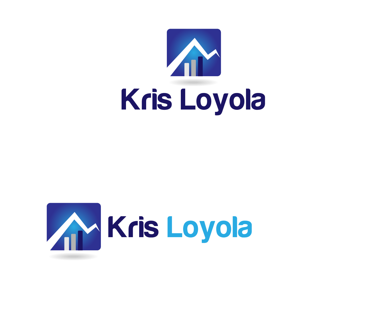 Logo Design by Jagdeep Singh - Entry No. 89 in the Logo Design Contest Kris Loyola Logo Design.
