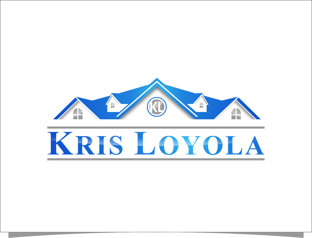 Logo Design by RoSyid Rono-Rene On Java - Entry No. 90 in the Logo Design Contest Kris Loyola Logo Design.