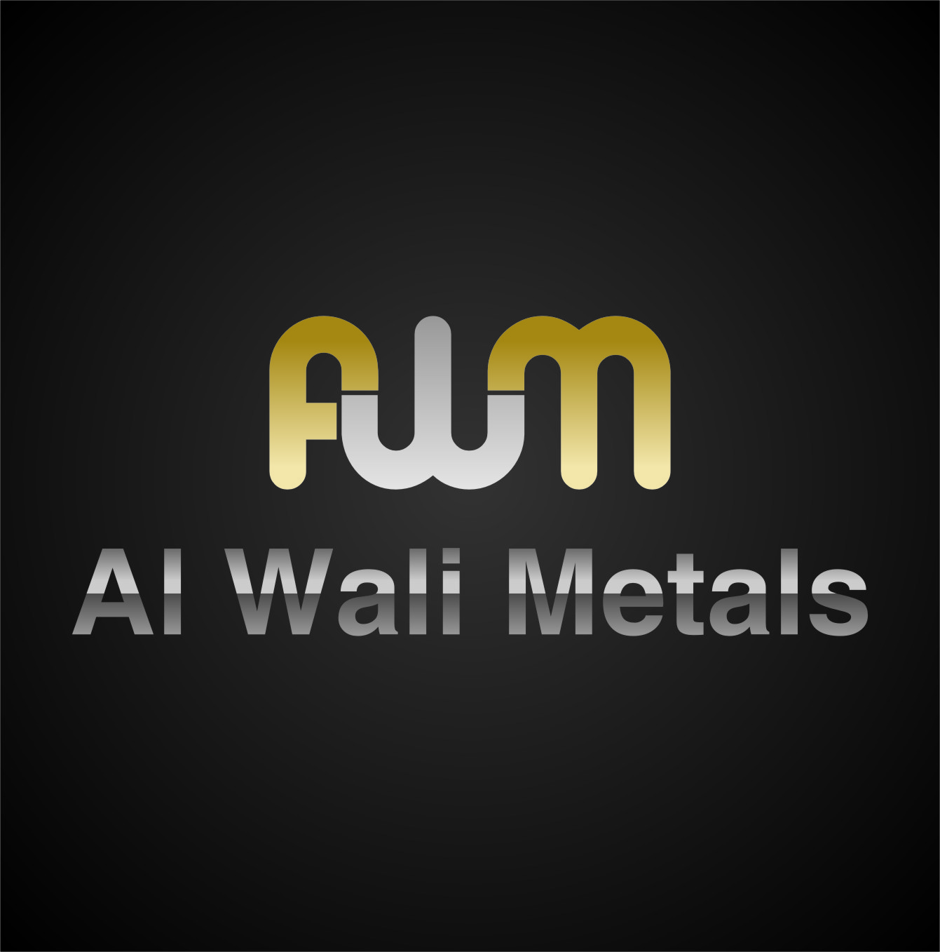 Logo Design by RasYa Muhammad Athaya - Entry No. 111 in the Logo Design Contest Inspiring Logo Design for Al Wali Metals.