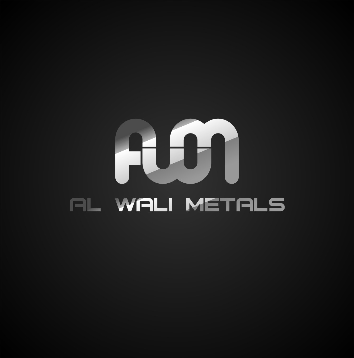 Logo Design by RasYa Muhammad Athaya - Entry No. 112 in the Logo Design Contest Inspiring Logo Design for Al Wali Metals.