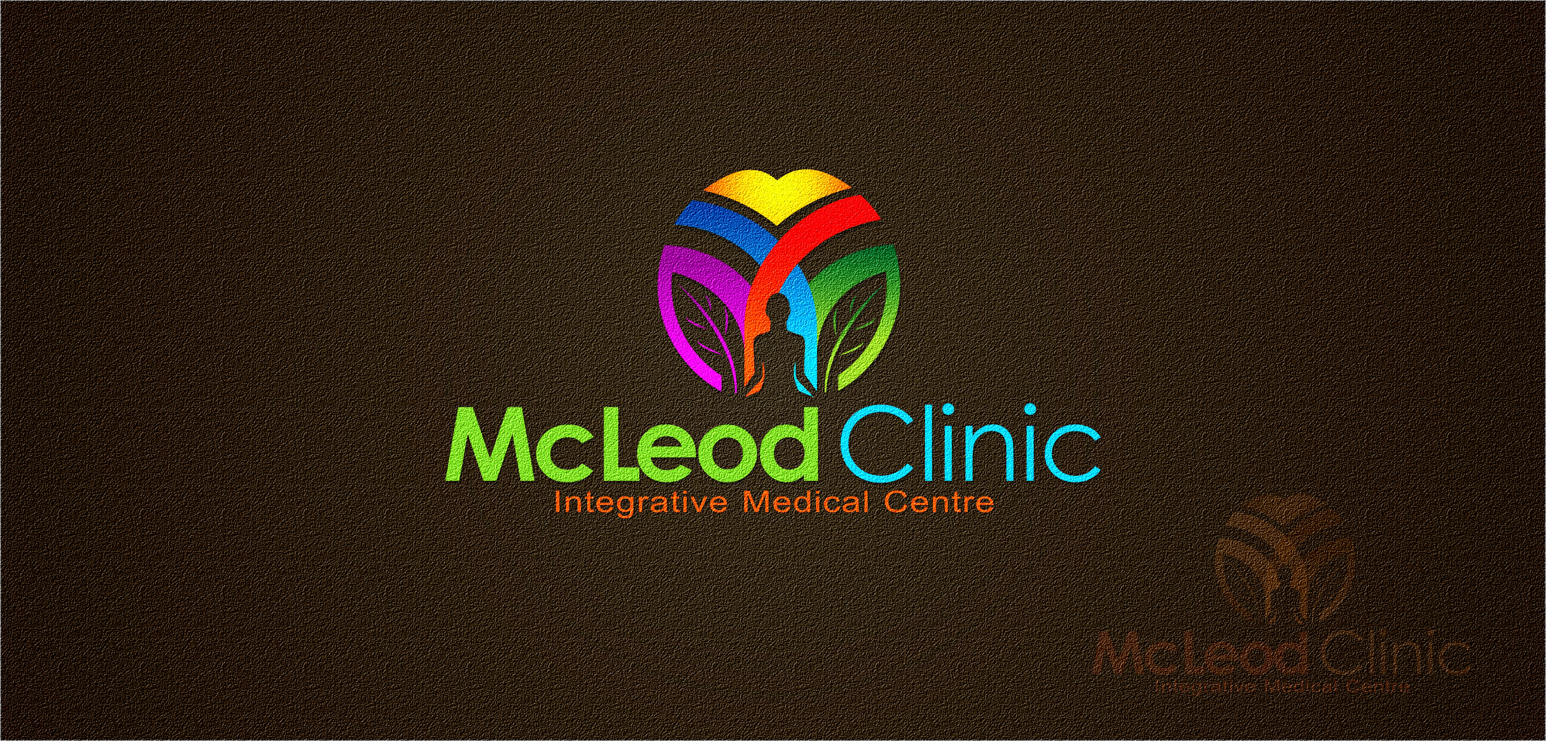 Logo Design by Private User - Entry No. 25 in the Logo Design Contest Creative Logo Design for McLeod Clinic.