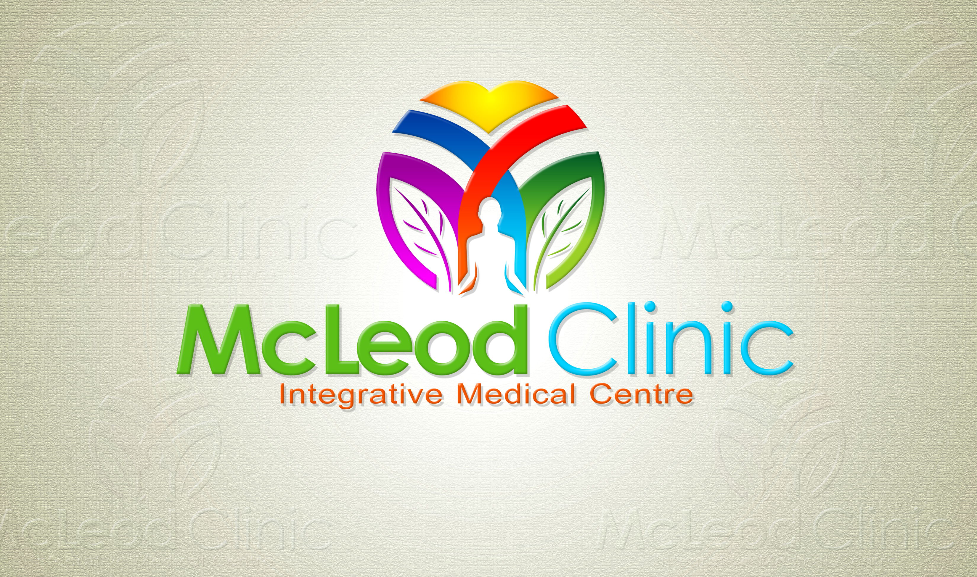 Logo Design by Private User - Entry No. 26 in the Logo Design Contest Creative Logo Design for McLeod Clinic.