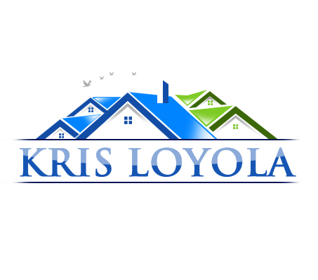 Logo Design by Crystal Desizns - Entry No. 95 in the Logo Design Contest Kris Loyola Logo Design.