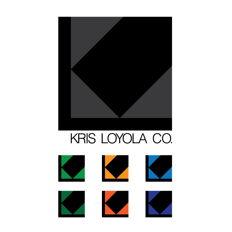 Logo Design by Dylan_McLernon2 - Entry No. 98 in the Logo Design Contest Kris Loyola Logo Design.