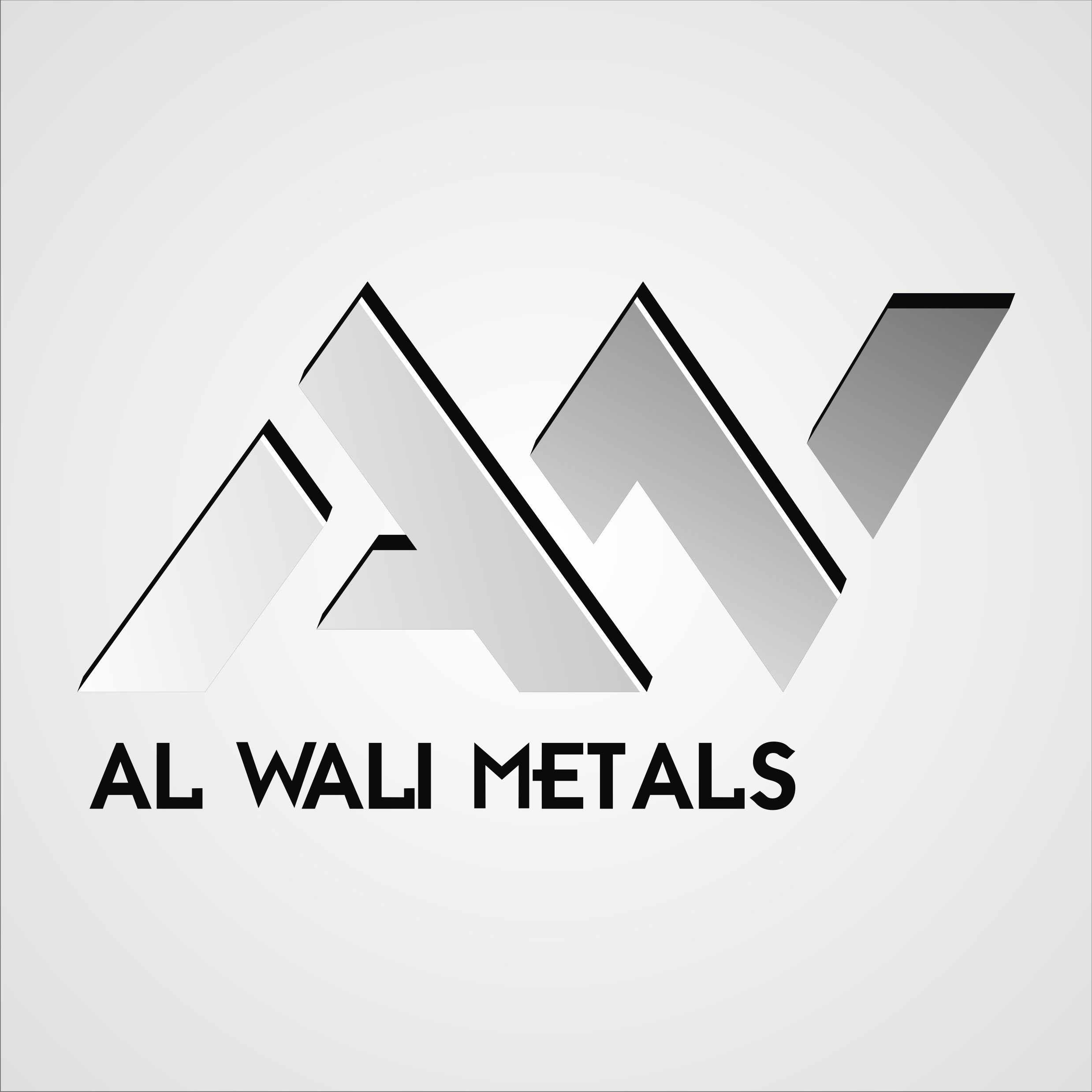 Logo Design by Private User - Entry No. 115 in the Logo Design Contest Inspiring Logo Design for Al Wali Metals.
