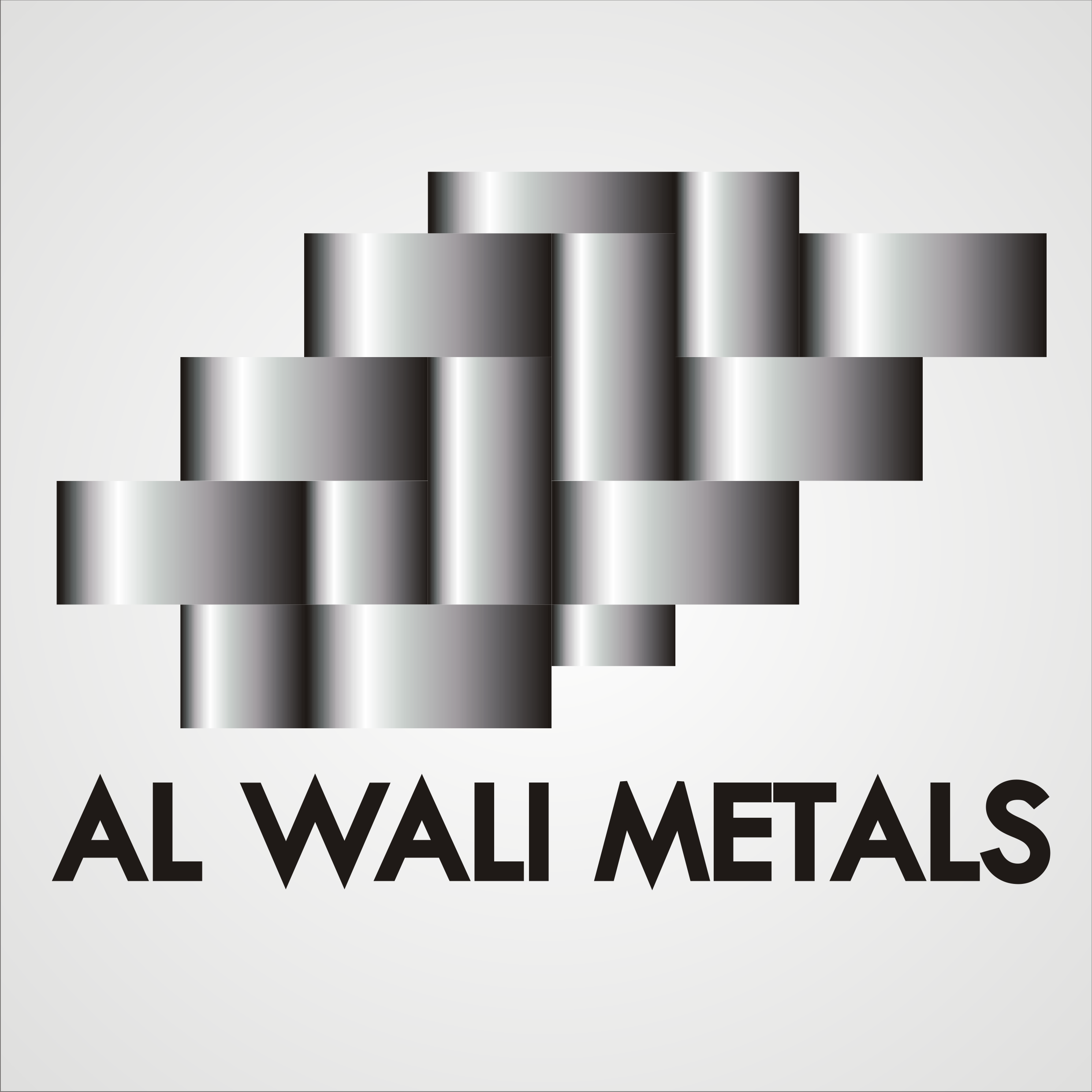 Logo Design by Private User - Entry No. 118 in the Logo Design Contest Inspiring Logo Design for Al Wali Metals.