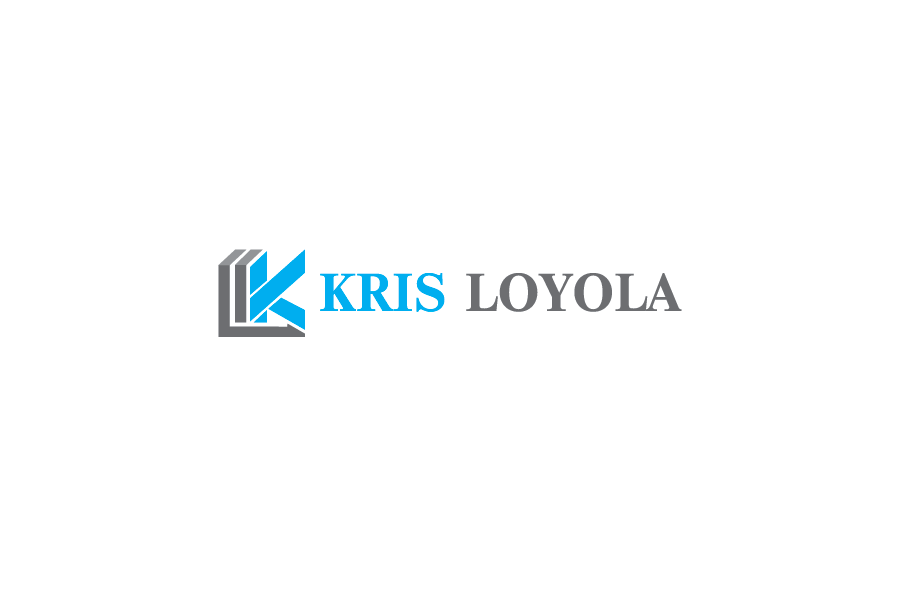 Logo Design by brands_in - Entry No. 101 in the Logo Design Contest Kris Loyola Logo Design.