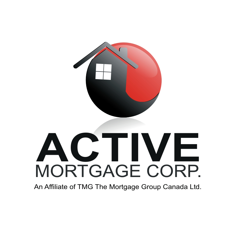 Logo Design by aspstudio - Entry No. 114 in the Logo Design Contest Active Mortgage Corp..