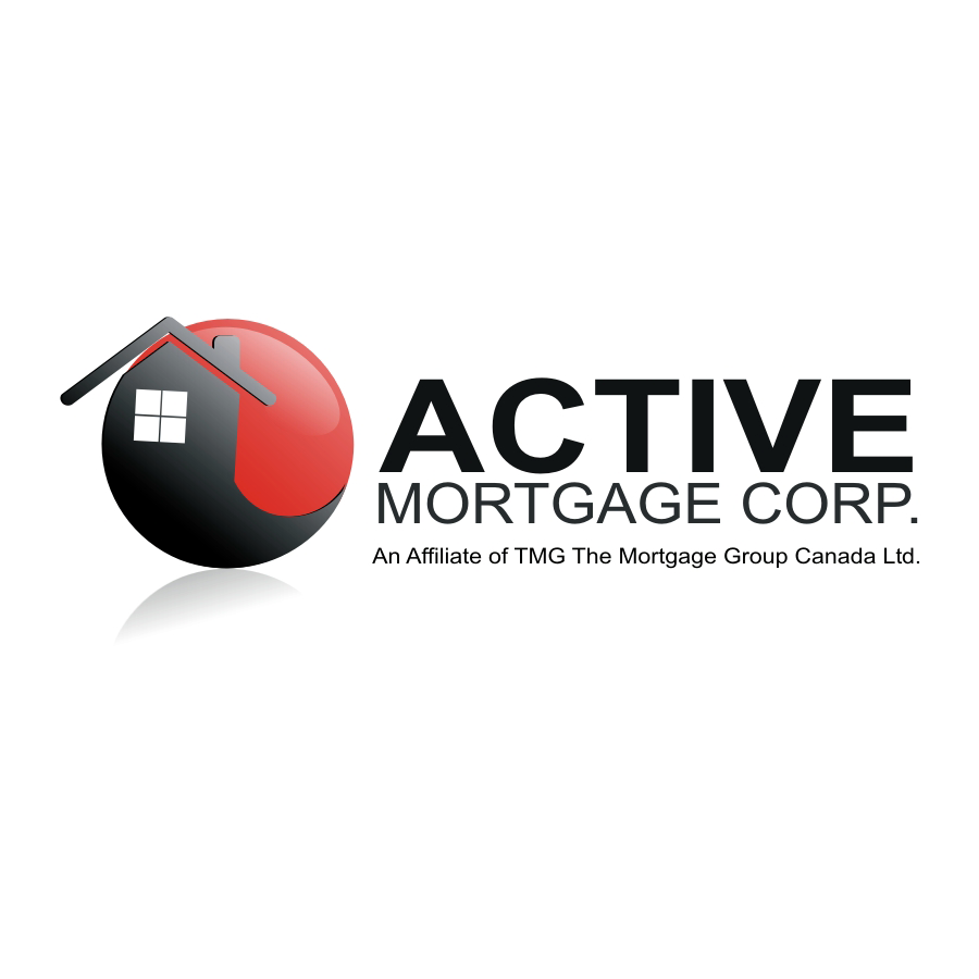 Logo Design by aspstudio - Entry No. 115 in the Logo Design Contest Active Mortgage Corp..