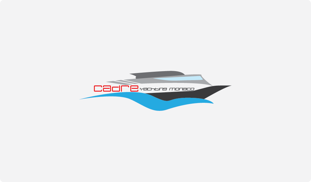 Logo Design by Private User - Entry No. 18 in the Logo Design Contest New Logo Design for Cadre Yachting Monaco.