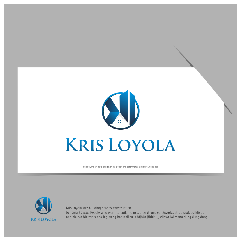 Logo Design by graphicleaf - Entry No. 107 in the Logo Design Contest Kris Loyola Logo Design.