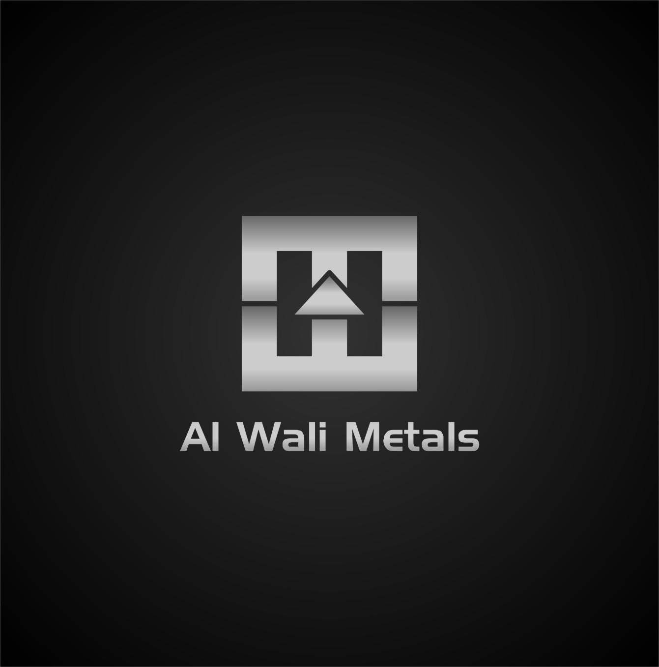 Logo Design by RasYa Muhammad Athaya - Entry No. 142 in the Logo Design Contest Inspiring Logo Design for Al Wali Metals.