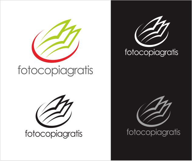 Logo Design by ronny - Entry No. 3 in the Logo Design Contest Inspiring Logo Design for Fotocopiagratis.