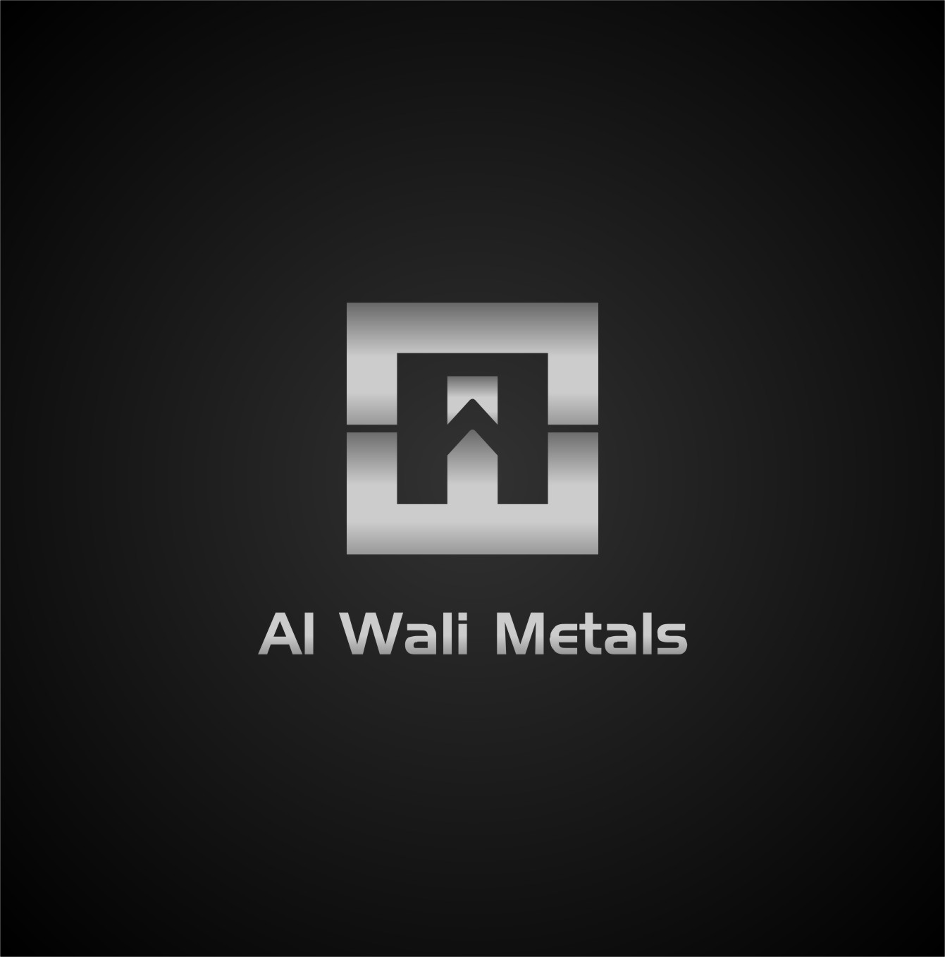 Logo Design by RasYa Muhammad Athaya - Entry No. 143 in the Logo Design Contest Inspiring Logo Design for Al Wali Metals.