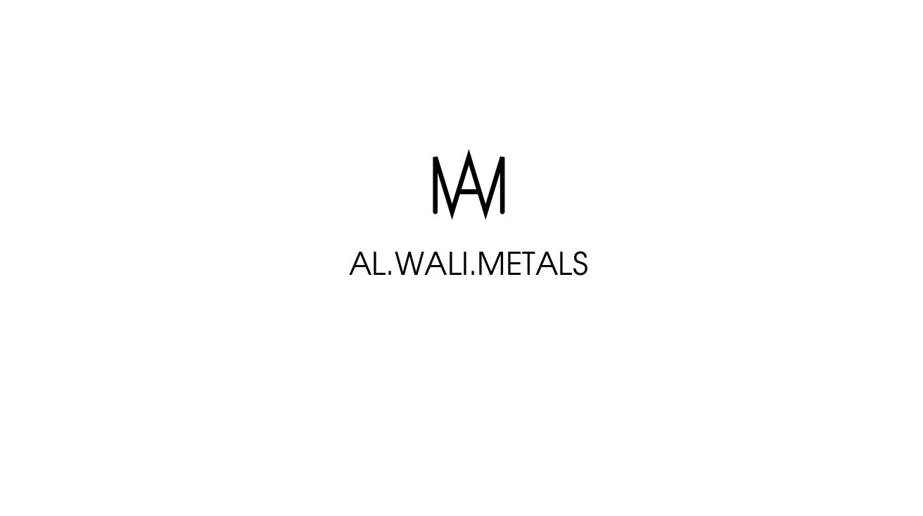 Logo Design by JaroslavProcka - Entry No. 145 in the Logo Design Contest Inspiring Logo Design for Al Wali Metals.
