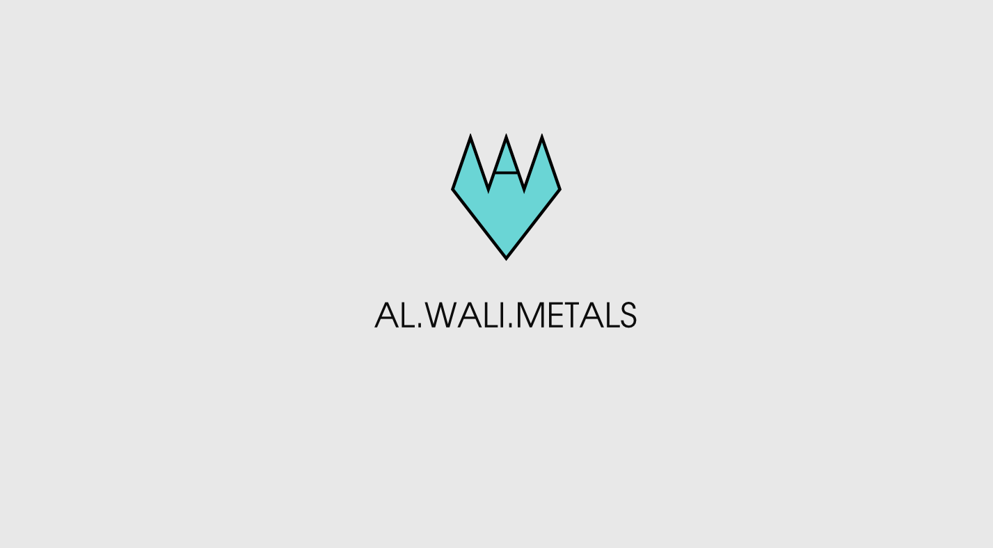 Logo Design by JaroslavProcka - Entry No. 146 in the Logo Design Contest Inspiring Logo Design for Al Wali Metals.