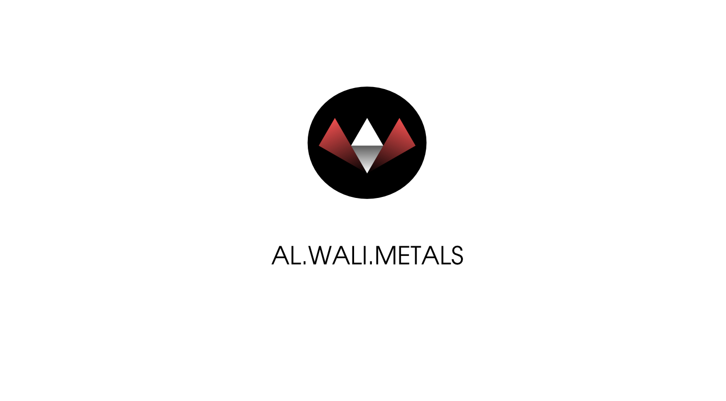 Logo Design by JaroslavProcka - Entry No. 147 in the Logo Design Contest Inspiring Logo Design for Al Wali Metals.