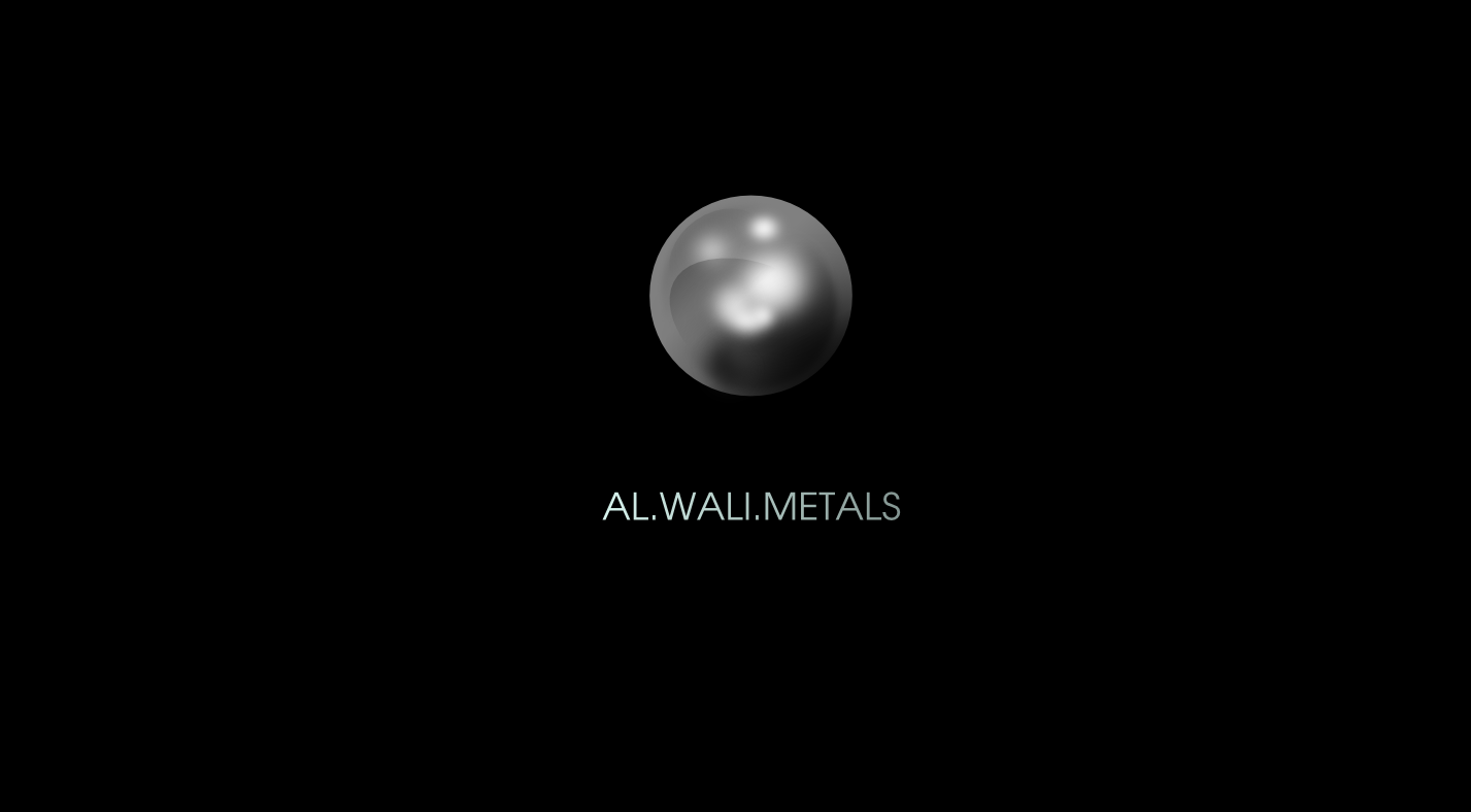 Logo Design by JaroslavProcka - Entry No. 149 in the Logo Design Contest Inspiring Logo Design for Al Wali Metals.