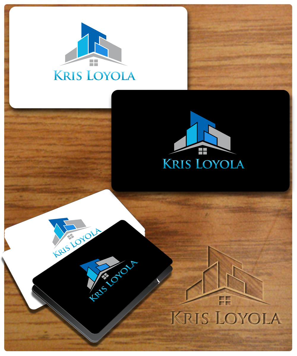 Logo Design by Private User - Entry No. 110 in the Logo Design Contest Kris Loyola Logo Design.