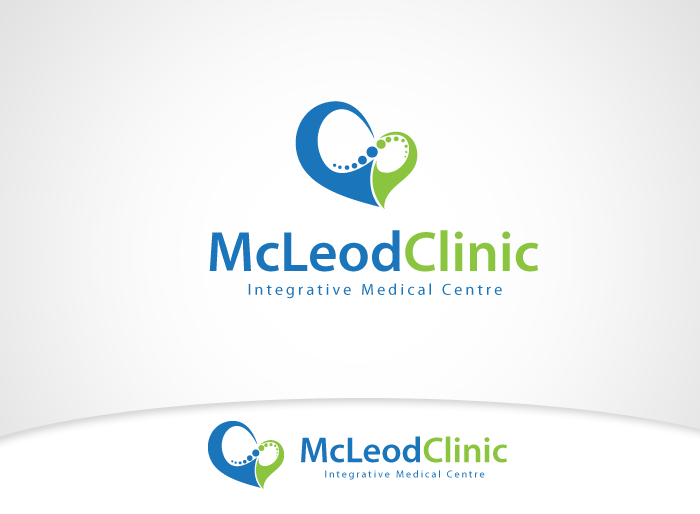 Logo Design by Jan Chua - Entry No. 31 in the Logo Design Contest Creative Logo Design for McLeod Clinic.