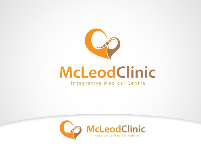 Logo Design by Jan Chua - Entry No. 32 in the Logo Design Contest Creative Logo Design for McLeod Clinic.