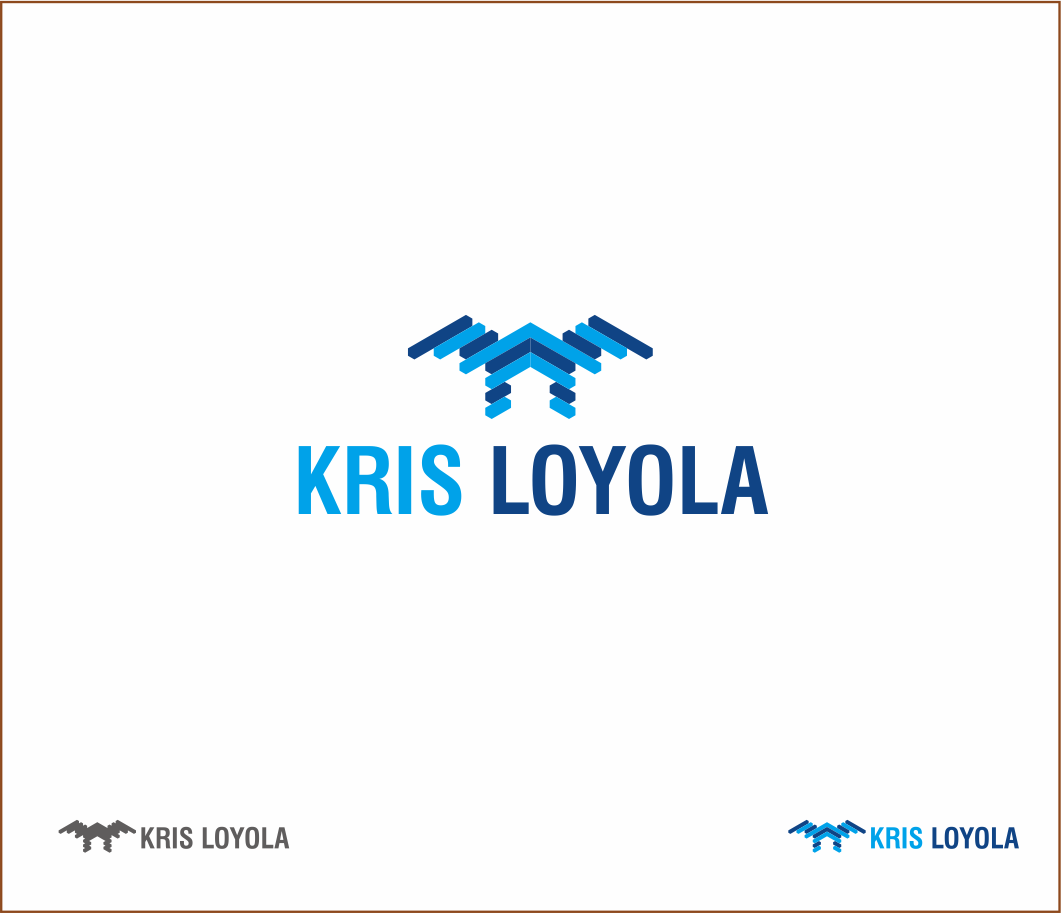 Logo Design by Armada Jamaluddin - Entry No. 113 in the Logo Design Contest Kris Loyola Logo Design.