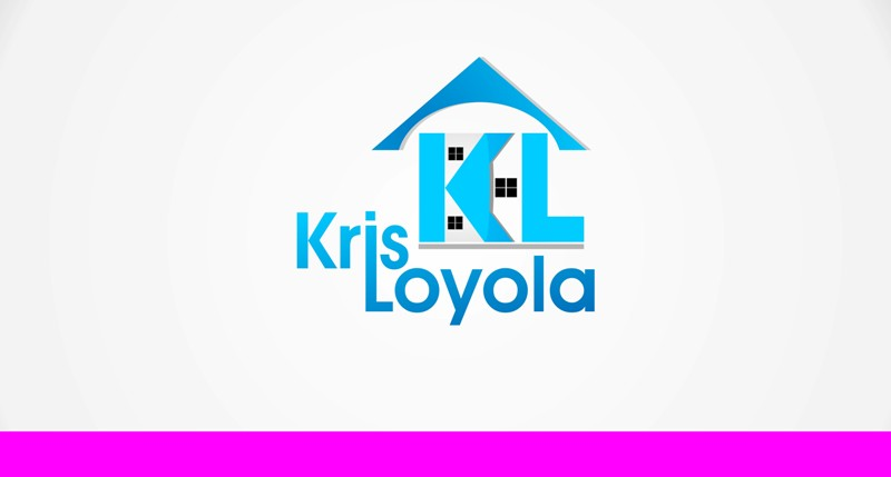 Logo Design by Crispin Jr Vasquez - Entry No. 114 in the Logo Design Contest Kris Loyola Logo Design.