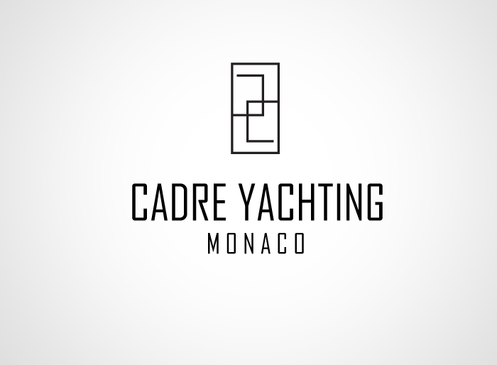 Logo Design by Jan Chua - Entry No. 31 in the Logo Design Contest New Logo Design for Cadre Yachting Monaco.